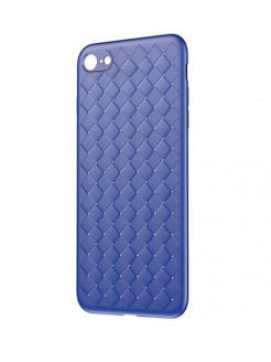 Чехол-накладка Apple iPhone 7 Baseus BV Weaving Blue BASEUS