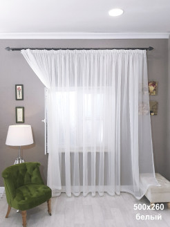 Sheer curtains ДЕПАРТАМЕНТ ШТОР