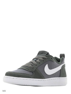 Кроссовки COURT BOROUGH LOW PE (GS) Nike