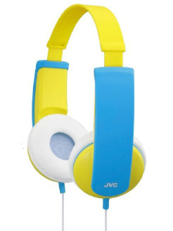 Head- & earphones JVC