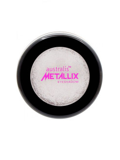Тени Metallix Eyeshadow - Silver Club 7 Australis Cosmetics