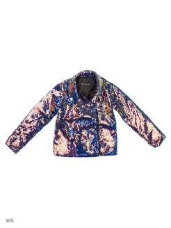 Jacket with sequins H'A kids