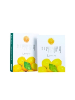 Cosmetic fabric mask, 5 pieces. L'arvore