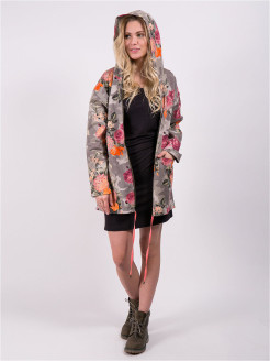 Cotton WMN Jacket A-sport