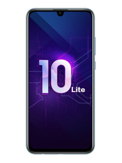 Смартфон 10 Lite: 6,21'' 2340x1080/IPS Kirin 710 3Gb/32Gb 13+2Mp/24Mp 3400mAh Honor