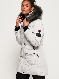 Пальто ANTARCTIC EXPLORER DOWN PARKA SuperDry Sport & Snow