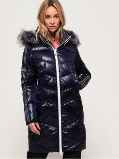 Пальто SD GLACIER ISOBAR DOWN JACKET SuperDry Sport & Snow