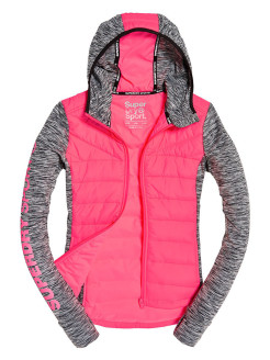 Куртка ACTIVE HYBRID JACKET SuperDry Sport & Snow