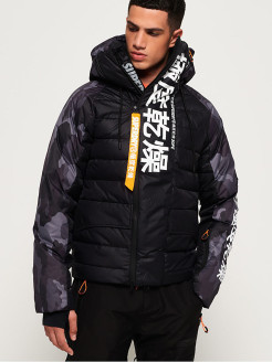 Куртка JAPAN EDITION SNOW DOWN JACKET SuperDry Sport & Snow