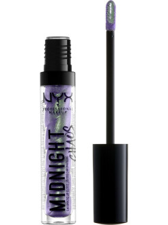 Блеск для губ. midnight chaos lip gloss - pastel comet 02 NYX PROFESSIONAL MAKEUP