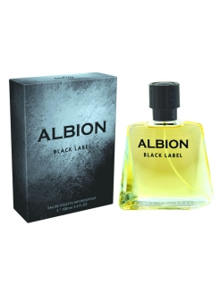 Туалетная вода Albion Black Label 100 ml for men Дельта Парфюм
