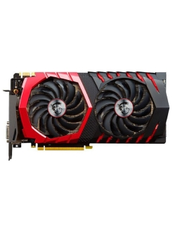 Видеокарта PCI-E GeForce GTX 1070 GAMING 8G NV GTX1070 8192Mb 256b MSI