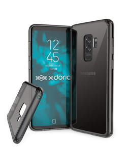 Clearvue Case for Sasmung Galaxy S9 Plus Smoke x-doria