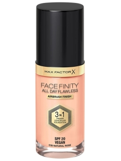Тональная основа Facefinity All Day Flawless 3-in-1 №50 MAX FACTOR