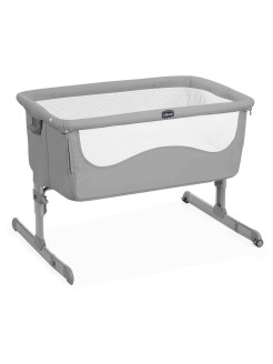 Кроватка CHICCO NEXT2ME STANDARD PEARL CHICCO