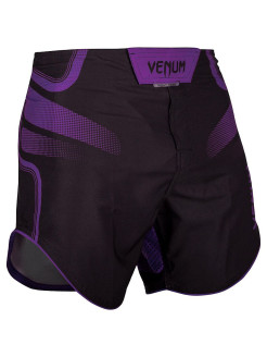 Шорты ММА Tempest 2.0 Black/Purple Venum