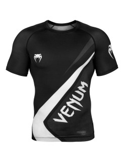 Рашгард Contender 4.0 S/S Black/Grey-White Venum