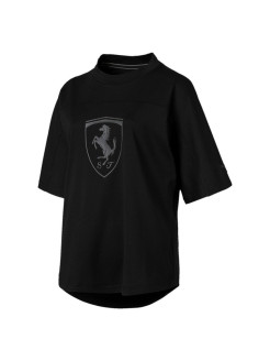 Футболка Ferrari Wmn Big Shield Tee PUMA