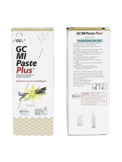 Гель GC Tooth Mousse Ваниль, 35 мл GC Tooth Mousse