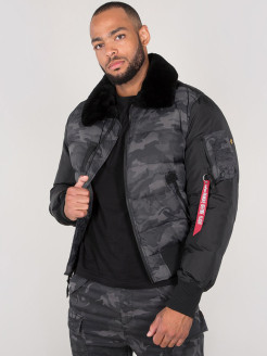 Бомбер Injector III Puffer Alpha Industries