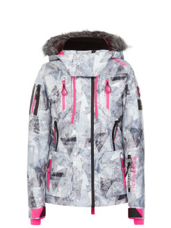Куртка ULTIMATE SNOW ACTION JACKET SuperDry Sport & Snow