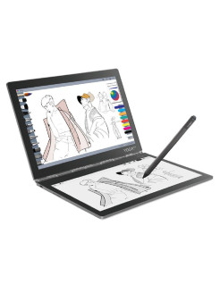 "Планшет Yoga Book YB-J912F Core M3 7Y30 2C/4Gb/128Gb 10.8"" IPS 2560x1600/W10 lenovo"
