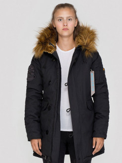 Парка Explorer Wmn Alpha Industries