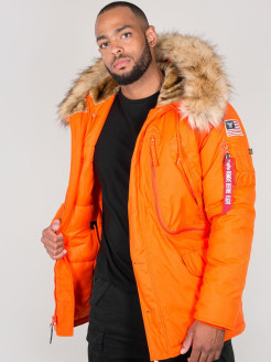 Пуховик Polar Jacket Alpha Industries