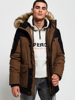 Куртка WAX EDITION EVEREST SuperDry Sport & Snow