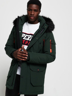 Куртка PREMIUM ULTIMATE DOWN PARKA SuperDry Sport & Snow