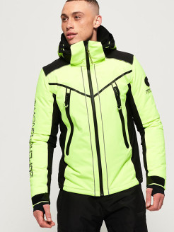 Пуховик DOWNHILL RACER PADDED JACKET SuperDry Sport & Snow