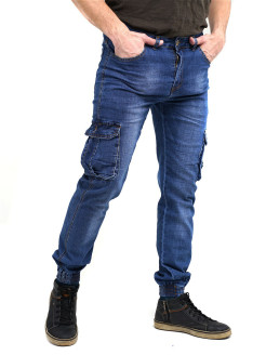 Джинсы ANTON NAZAROV JEANS PRODUCTION