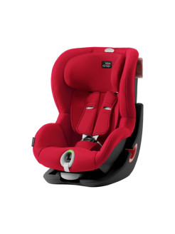 Детское автокресло King II LS Black Series Britax Roemer