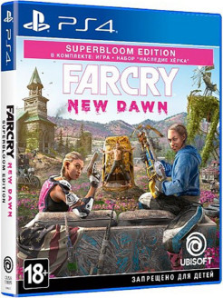 Far Cry. New Dawn. Superbloom Edition [PS4, русская версия] Ubisoft