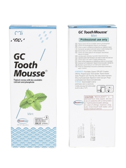 Гель GC Tooth Mousse Мята, 35 мл GC Tooth Mousse