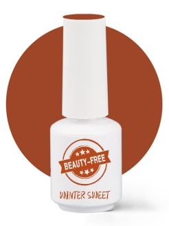 Гель-лак Winter Sweet 145 Beauty Free