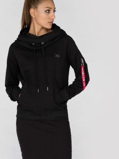 Худи X-Fit Hoody Wmn Alpha Industries