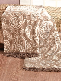 Плед 200X220 Paisley Stone Arya home collection