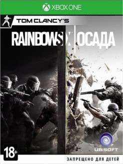 Tom Clancy's Rainbow Six: Осада [Xbox One, русская версия] Ubisoft