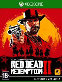 Red Dead Redemption 2 [Xbox One, русские субтитры] Take 2 Interactive