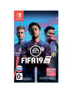Fifa 19 [Nintendo Switch, русская версия] Electronic Arts