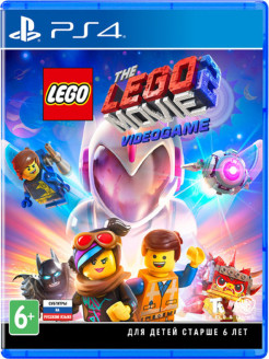 Lego Movie 2 Videogame [PS4, русские субтитры] WB Interactive