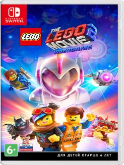 Lego Movie 2 Videogame [Nintendo Switch, русские субтитры] WB Interactive
