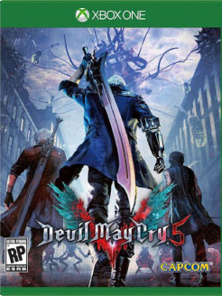 Devil May Cry 5 [Xbox One, русские субтитры] Capcom