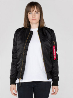Бомбер MA-1 VF PM Wmn Alpha Industries
