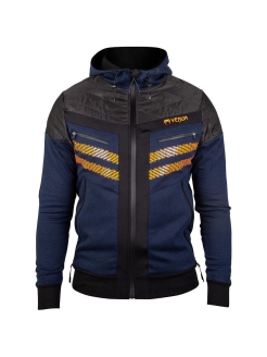 Толстовка Venum Laser 2.0 Blue Heather Grey Venum