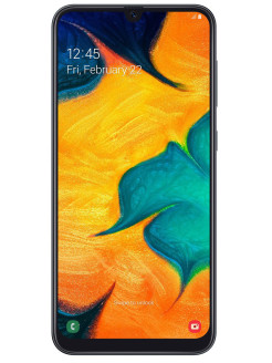 Смартфон Galaxy A30 32Gb: 6,4'' 2220x1080/Super AMOLED Exynos 7885 3Gb/32Gb 16+5Mp/16Mp 4000mAh Samsung