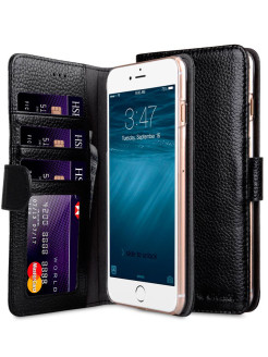 Кожаный чехол книжка Melkco Apple для iPhone 6/6S - Wallet Book ID Slot Type Melkco