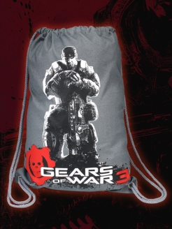 "Мешок ""Gears of War 3"" Marcus Neca"