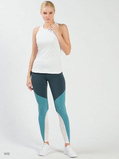 Тайтсы OS LUX TIGHT - CB P BLUHIL Reebok